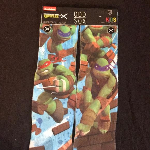 c535d43728e Odd Sox Nickelodeon Teenage Mutant Ninja Turtles